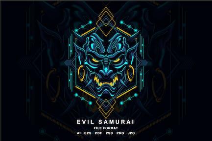 Evil Samurai