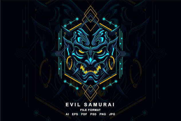 Evil Samurai - product preview 0