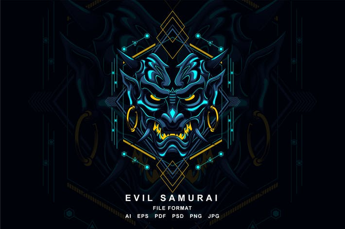 Thumbnail for Evil Samurai