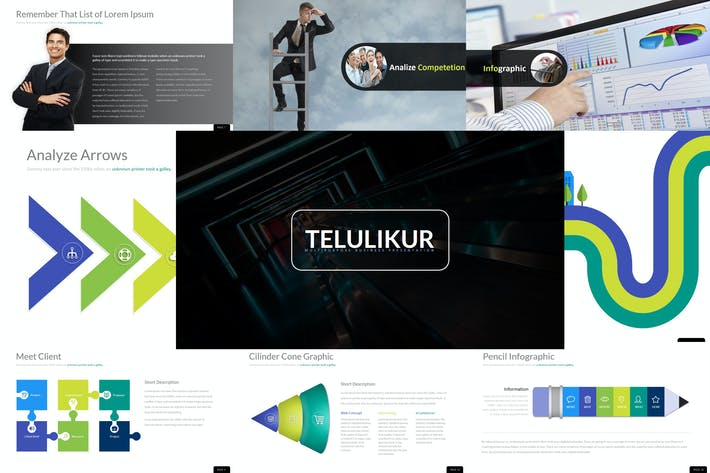 Thumbnail for Telulikur - Google Slides