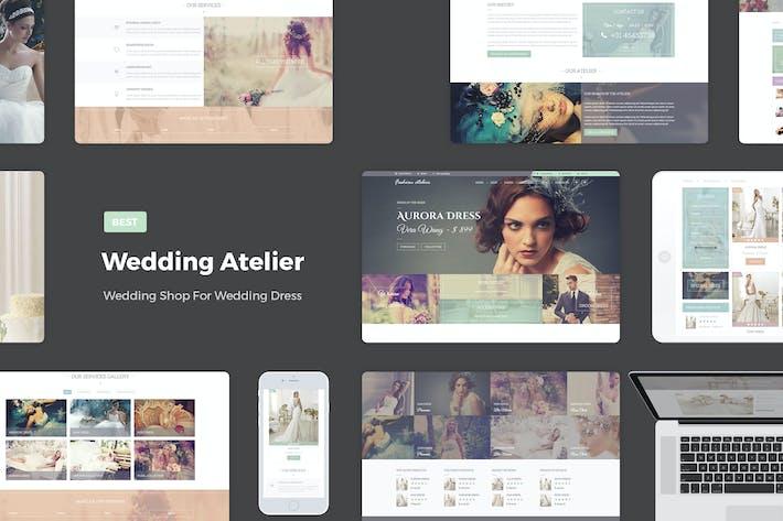Thumbnail for Wedding Atelier