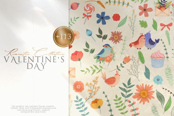 Thumbnail for Valentine's Day Romantic Set