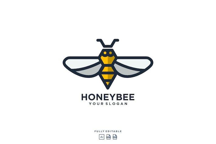 Thumbnail for Honey Bee Logo