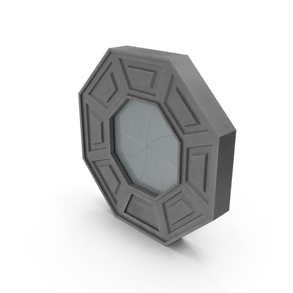 Thumbnail for Sci-Fi Door