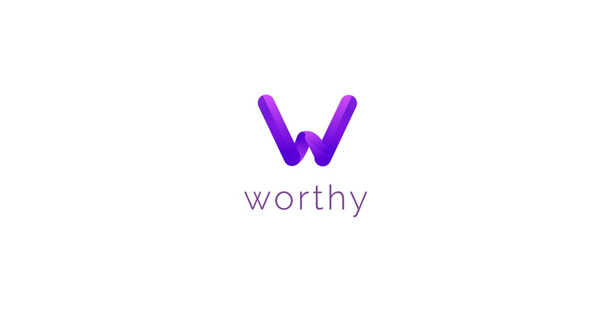 Download Worthy - W Letter Logo Template by ThemeWisdom