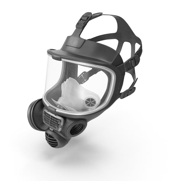 Cover Image for Safety Gas Mask