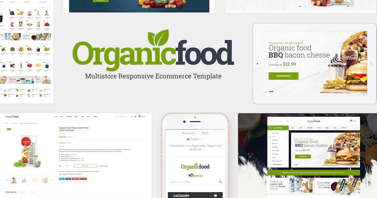 Download OrganicFood - Organic, Food, Alcohol, Prestashop by Plaza-Themes