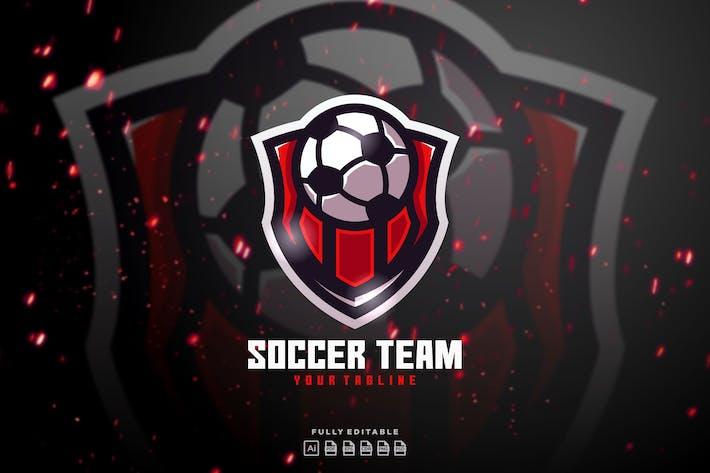 Thumbnail for Soccer Team Logo Academy