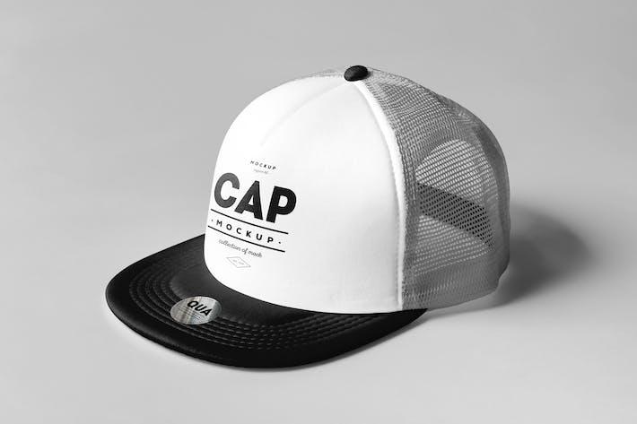 Thumbnail for Cap Mock-up 3