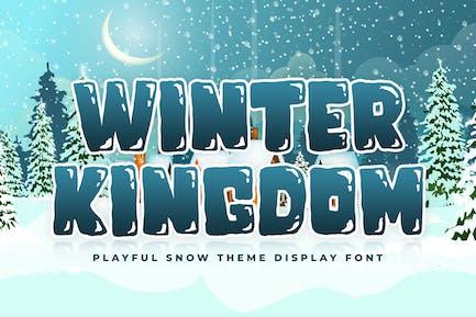 Winter Kingdom