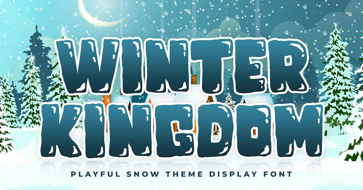 Download Winter Kingdom by rudhisasmito