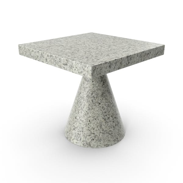 Cover Image for Granite Table