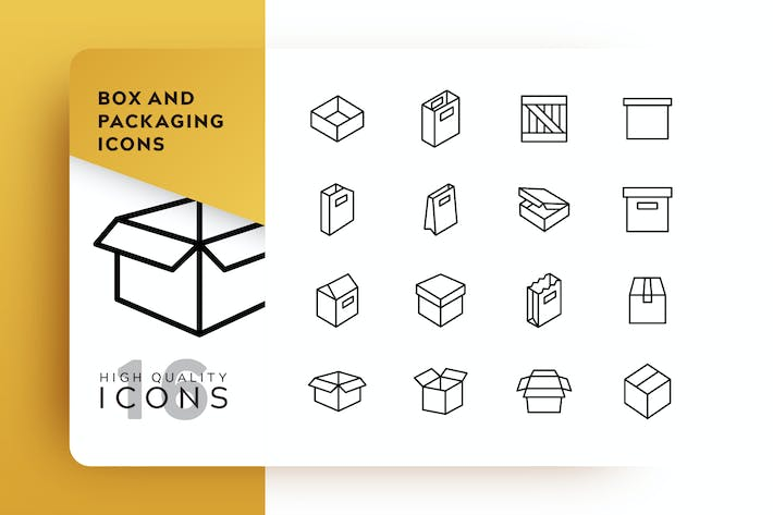 Thumbnail for BOX AND PACKAGING OUTLINE 2