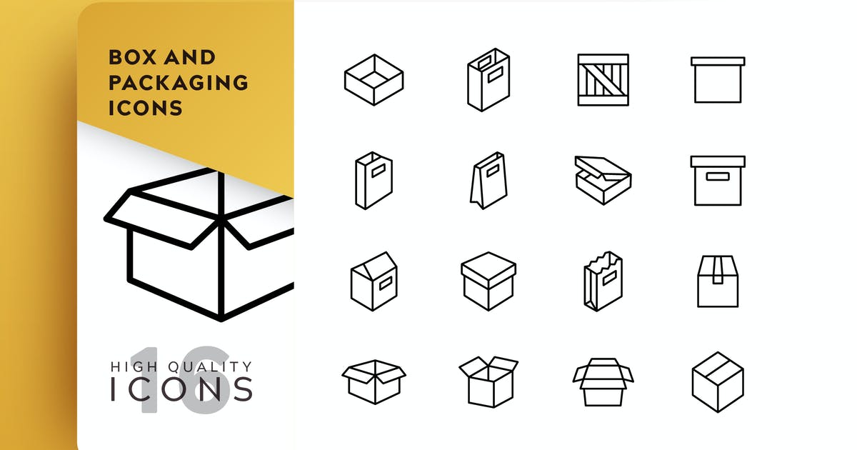 Download BOX AND PACKAGING OUTLINE 2 by subqistd