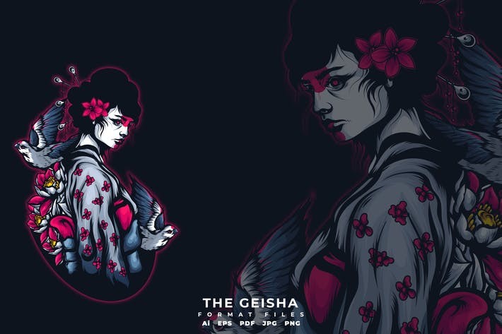 Thumbnail for The Geisha