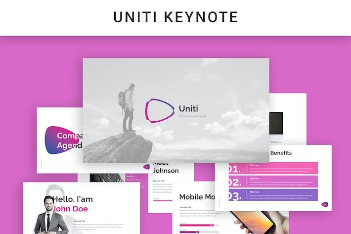 Thumbnail for Uniti Keynote