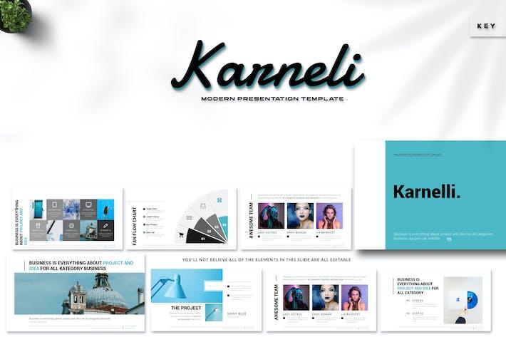 karnelli - Keynote Template