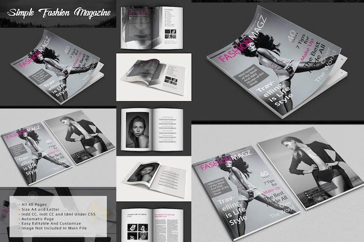 Thumbnail for Fashion Magazine