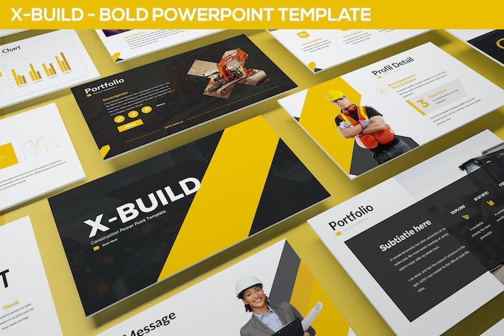 maxpoint powerpoint template by inspirasign on envato elements