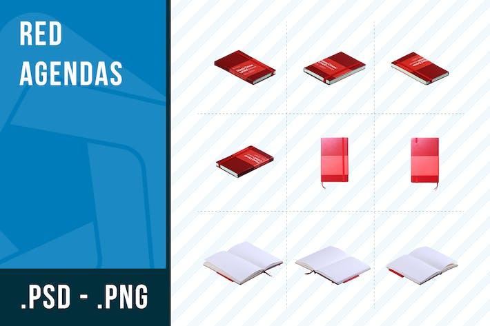 Thumbnail for Colleción Red Agenda