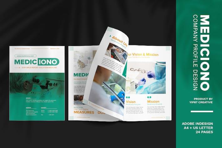 Thumbnail for Clinic Medical - Hospital Company Profile