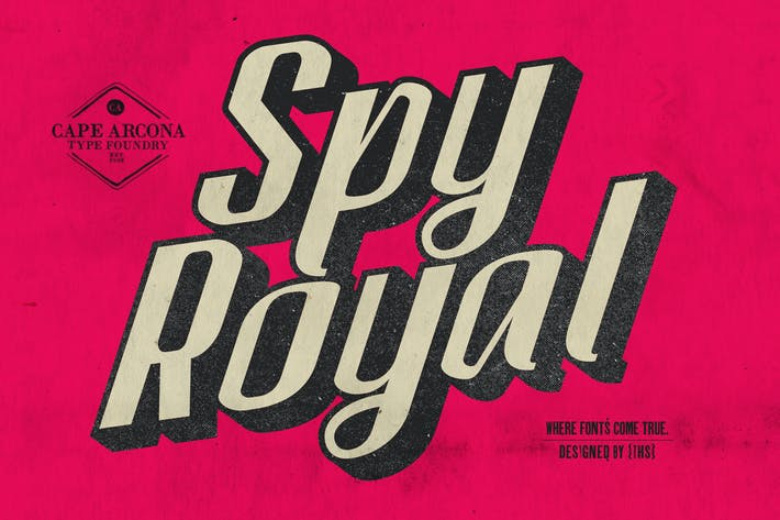 Thumbnail for CA Spy Royal