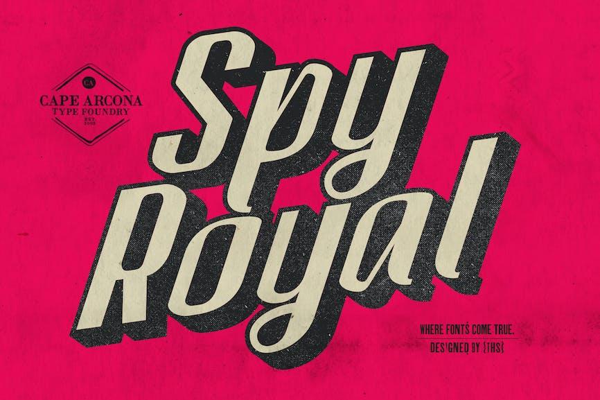 CA-Spy-Royal