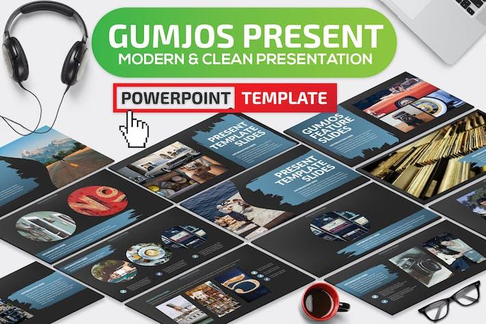 Thumbnail for Презентация Powerpoint Gumjos