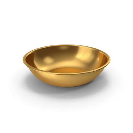 Schüssel Gold