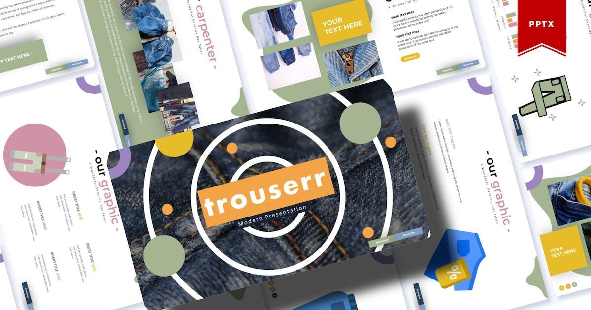 Download Trouserr | Powerpoint Template by Vunira