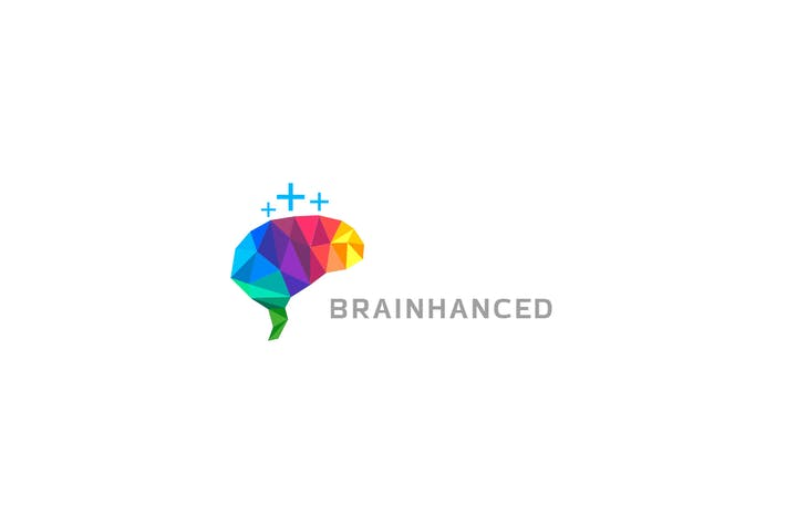 Thumbnail for Brainhanced - Brain Logo