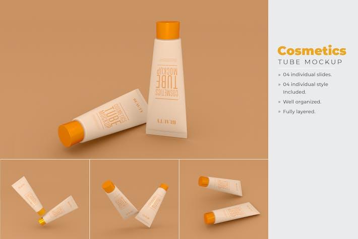 Cosmetics Tube Mockup - Vol 02