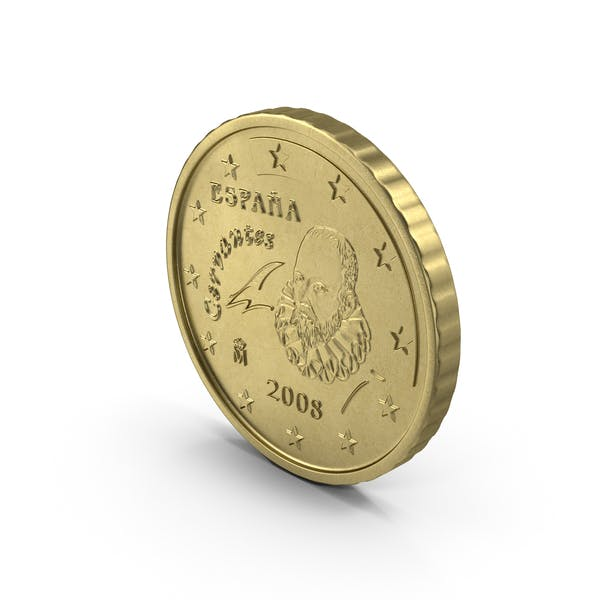 Spain Euro 10 Cent Coin