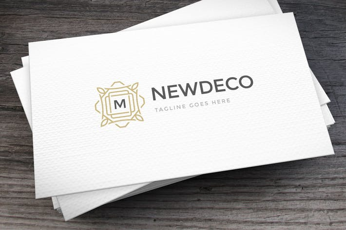Thumbnail for Newdeco Logo Template