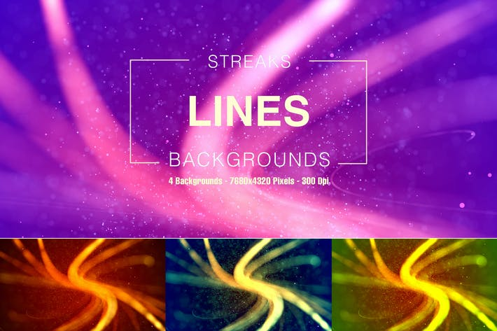 Streaks and Lines