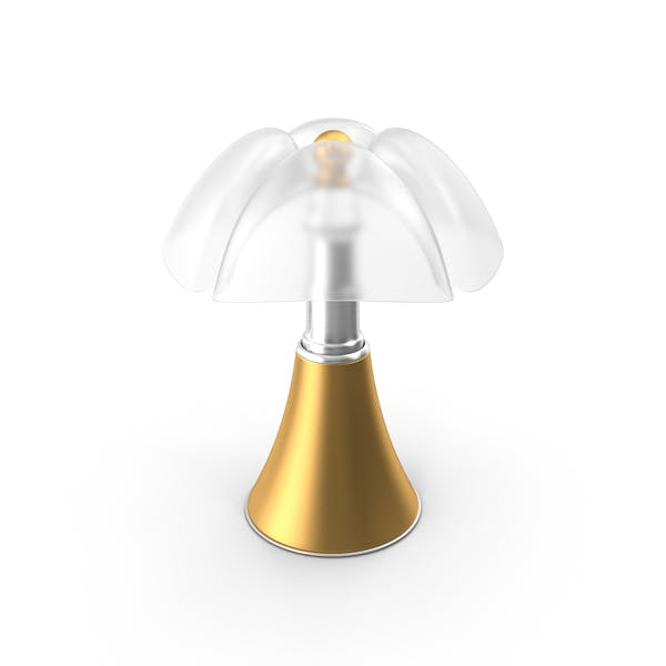 Thumbnail for Gold Table Lamp