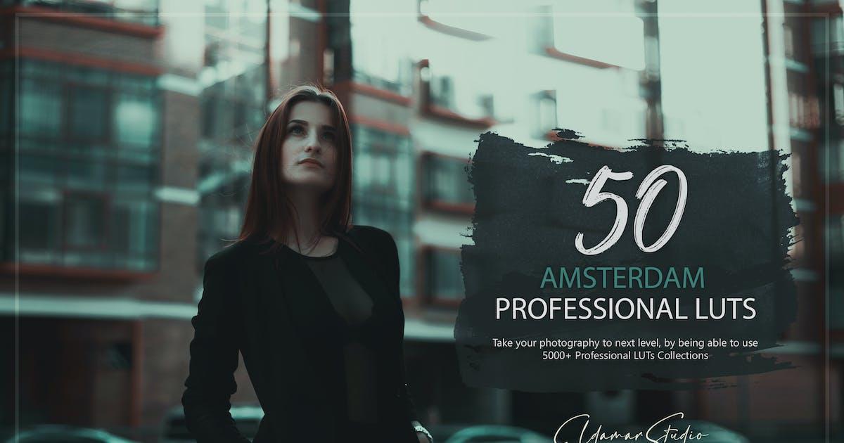 Download 50 Amsterdam LUTs Pack by Eldamar_Studio
