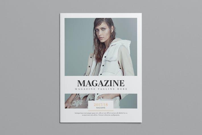 Thumbnail for The Magazine
