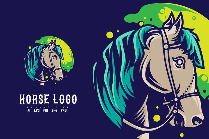 Thumbnail for Horse Logo