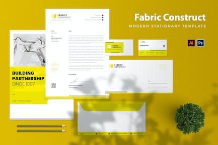 Fabric Construct - Stationary
