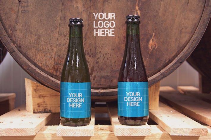 Baril de bière