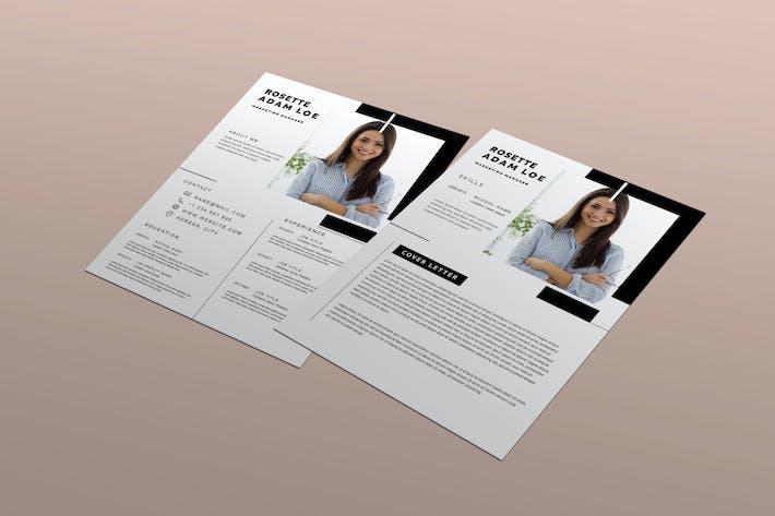 Resume & Letterhead