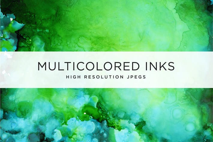Thumbnail for Multicolored Inks - Volume 2