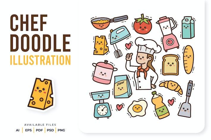 Chefkof Doodle