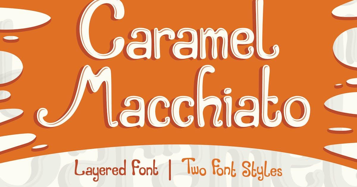 Download Caramel Macchiato by orenari
