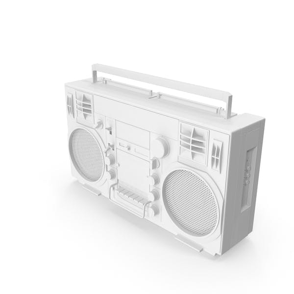 Cover Image for Monochrome Boombox