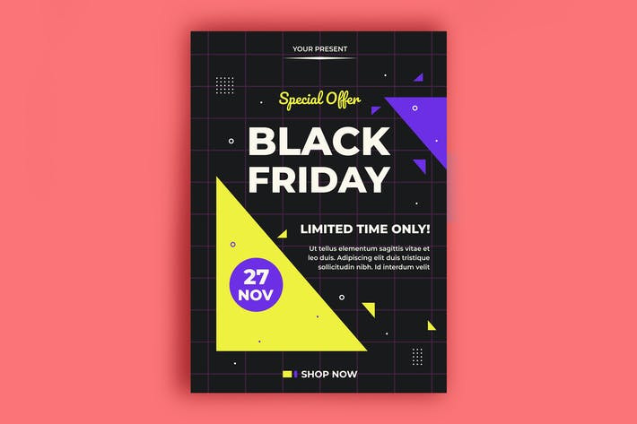 Thumbnail for Black Friday Poster