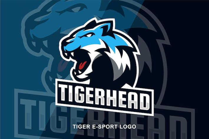 Thumbnail for The Tiger E Sport Logo
