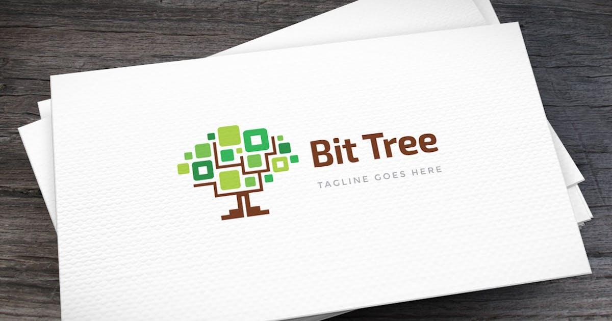 Download Bit Tree Logo Template by empativo