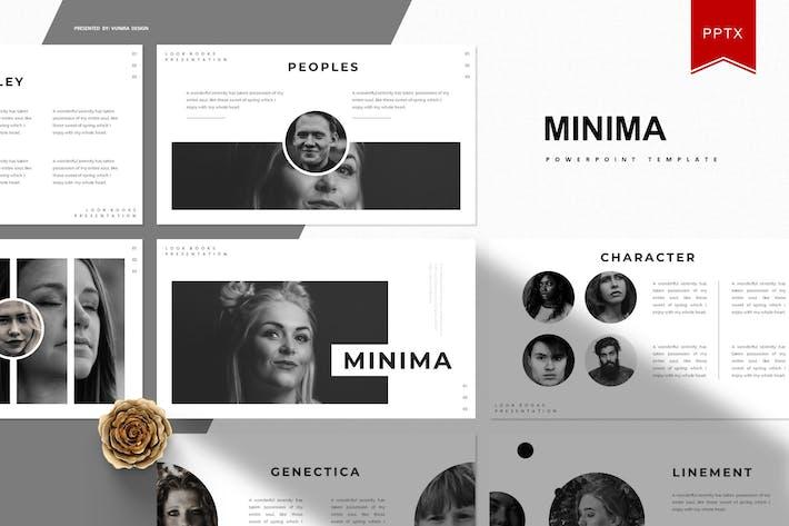 Minima   Powerpoint Template